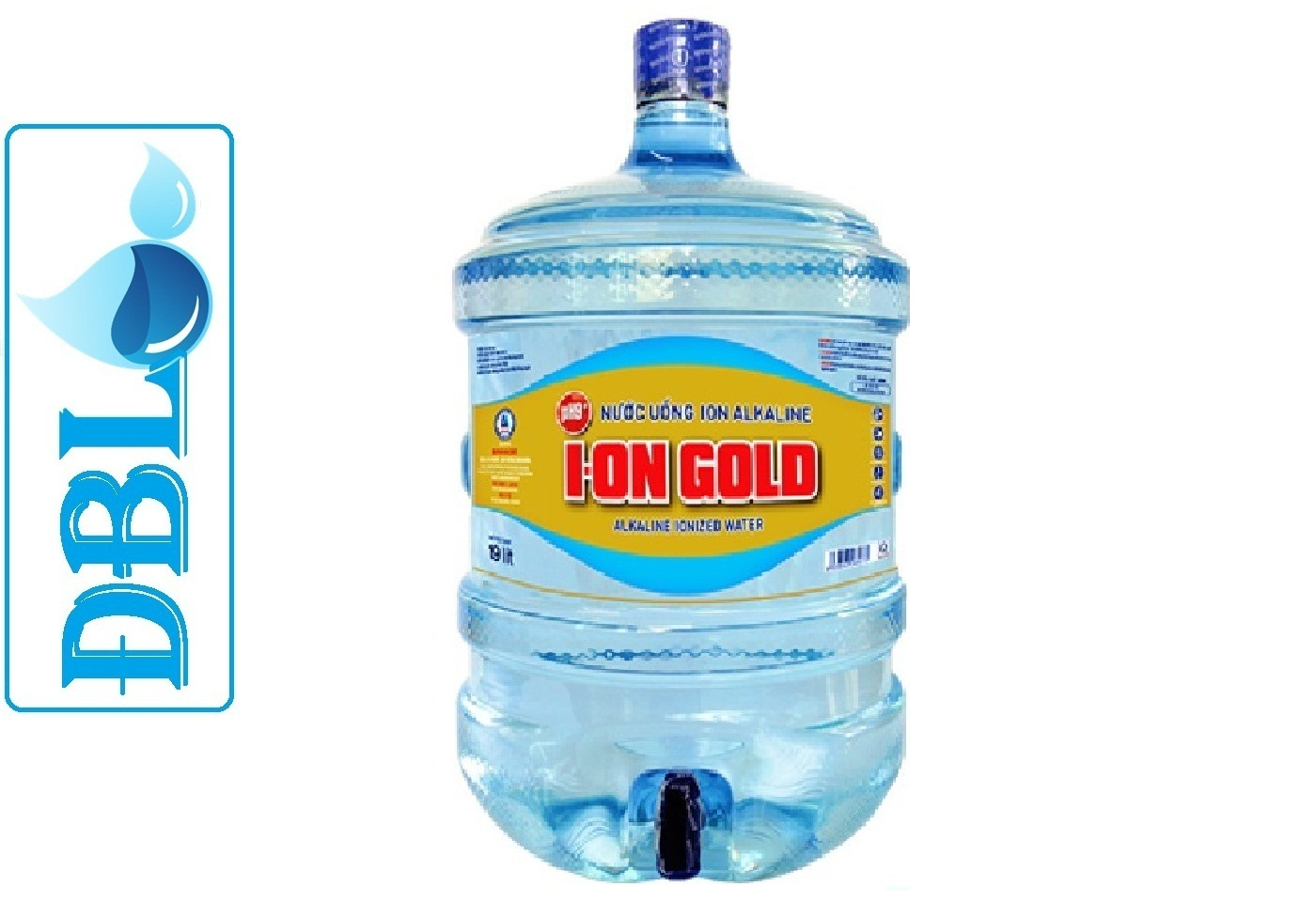 ion gold 19l
