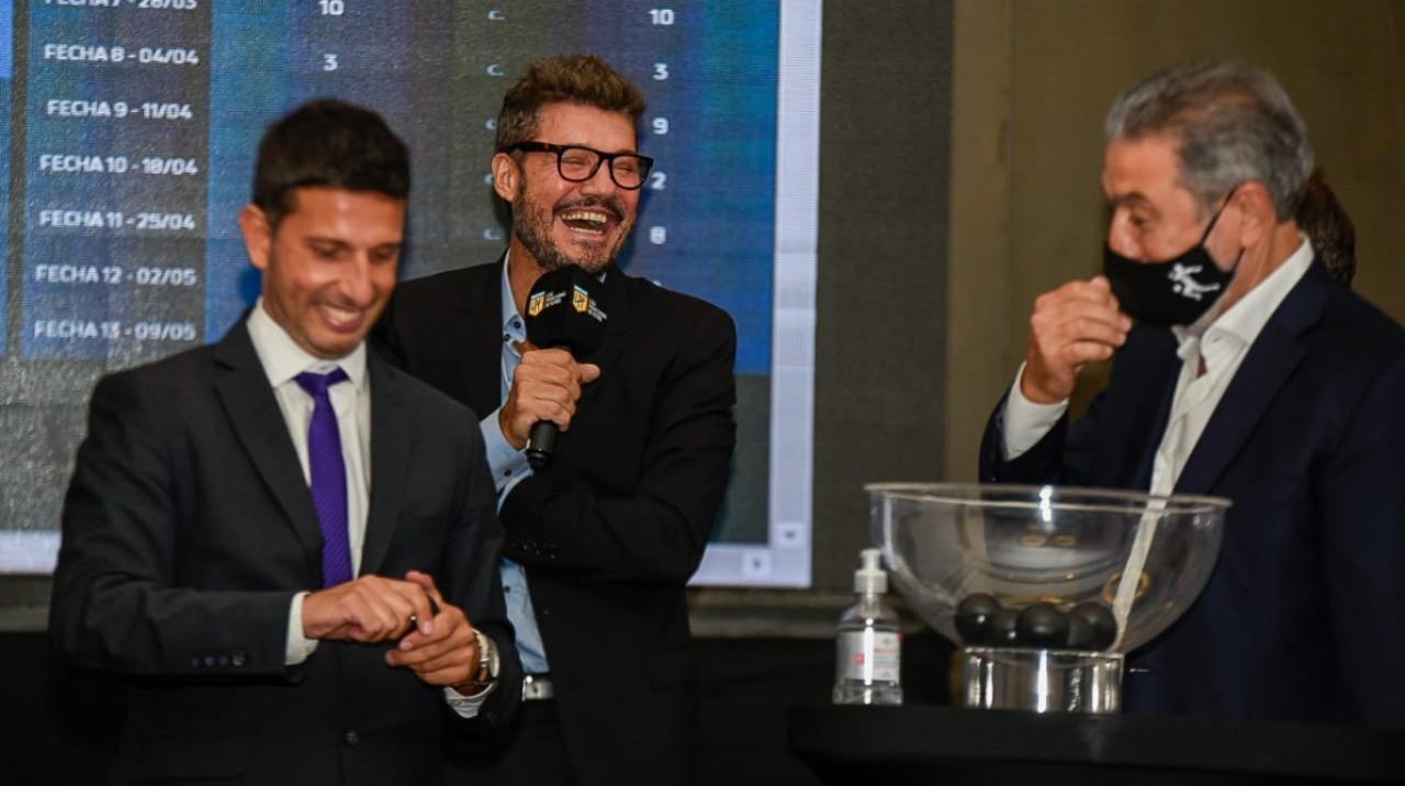 Se sorteó el torneo de Primera División: Boca va con Gimnasia y River se enfrenta a Estudiantes en primera fecha