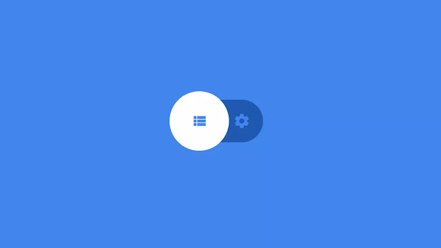 Material Radio Button with Gooey Effect