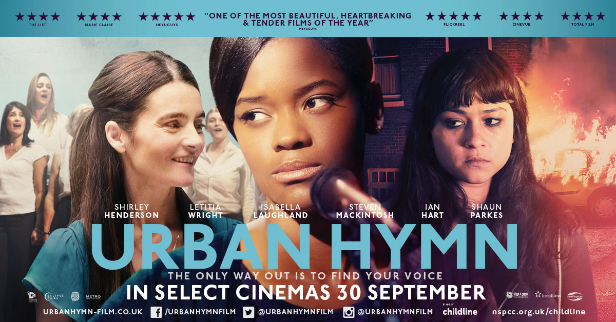 URBAN HYMN - poster
