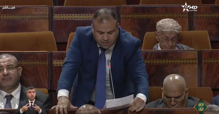 سليمان حوليش يطالب الحكومة باتخاذ تدابير لتفادي المضاربة العقارية