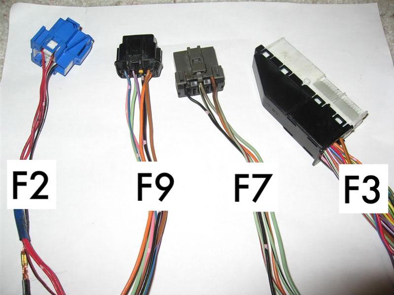 Wiring an S13 SR20DET up for an S14 (95-98) Forever Simone