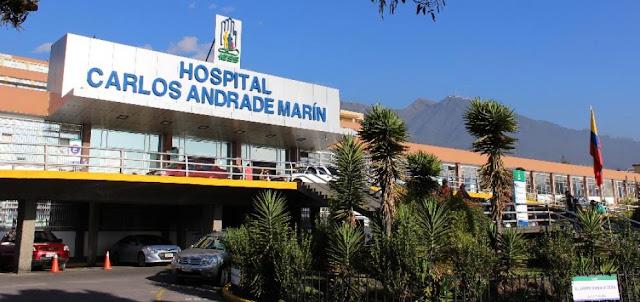 hospital carlos andrade marin hcam iess
