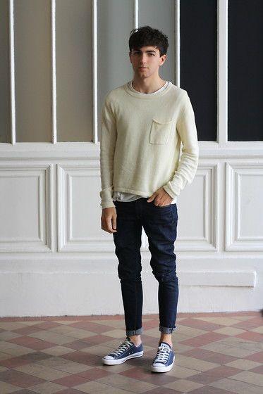 Macho Moda - Blog de Moda Masculina  Calça Skinny Masculina  5 Dicas ... f3130cb426644