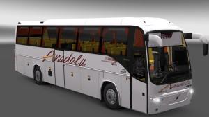 Volvo B12B TX bus + Passengers Mod