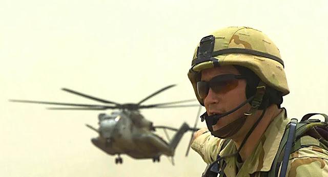 """العراق: انسحاب القوات الأمريكية من قاعدة القائم """"كامل"""" وليس إعادة انتشار"""