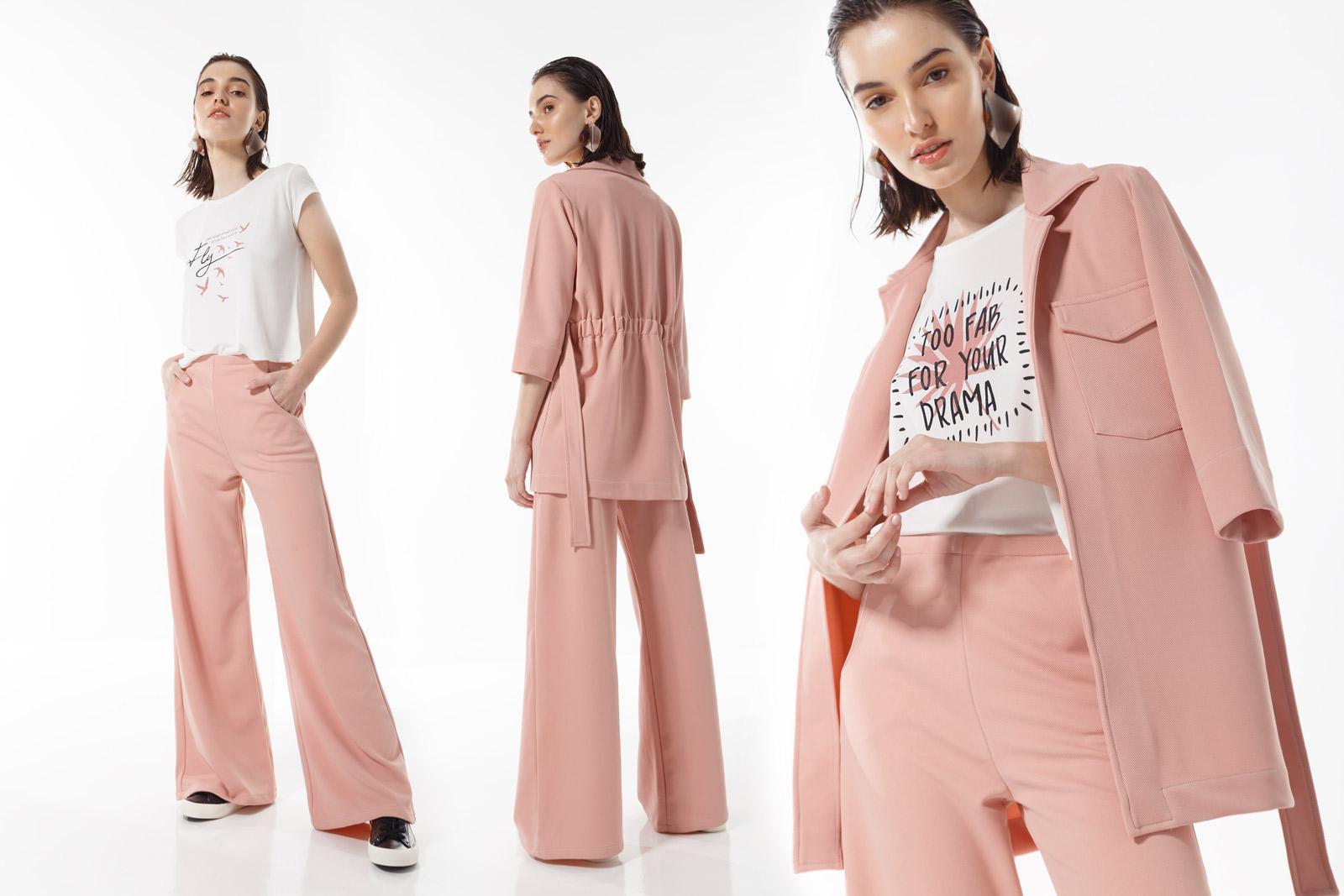 Trajes de mujer verano 2020 moda mujer.