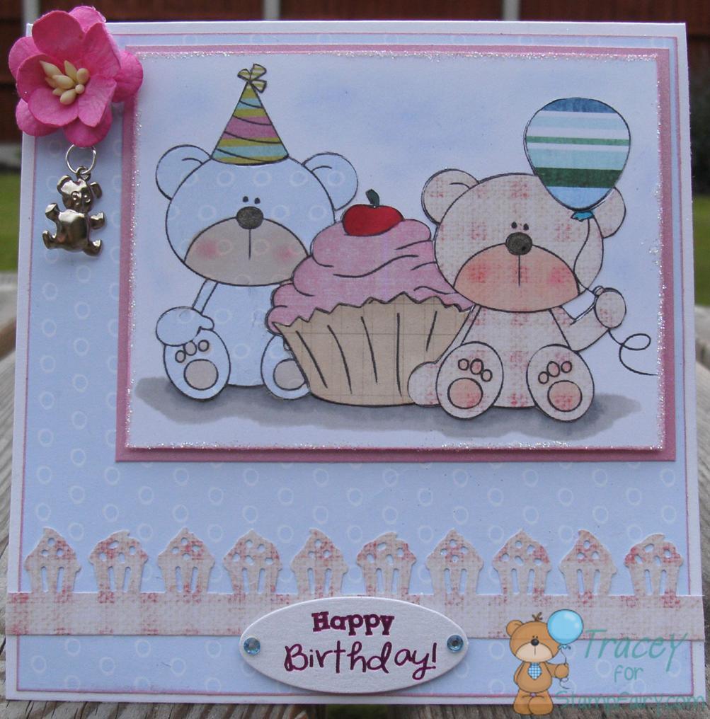 Crafty Corner: Happy Birthday Gerda & A Surprise Blog Hop