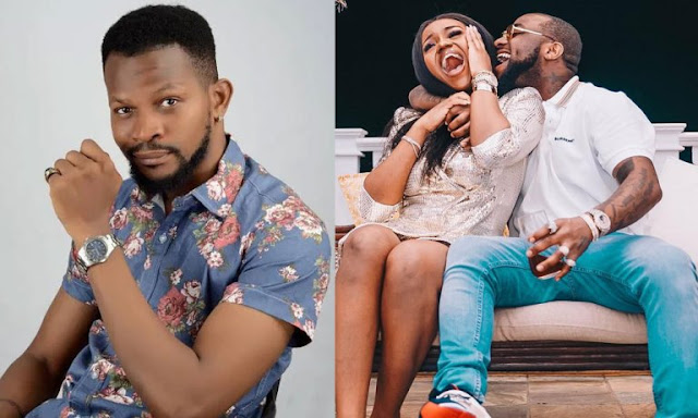 Marry Chioma if you want God to expose all the wickedness around you– Uche Maduagwu tells Davido