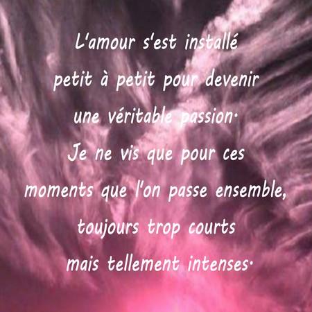 Favorit Textes d'amour romantiques ~ Messages et Textes d'amour OT69