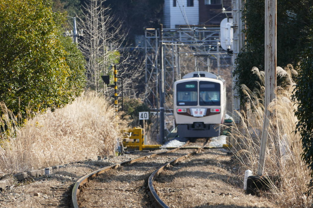CTK_series6000_6003F_in_express_revival_color_on_An'yagawa_river
