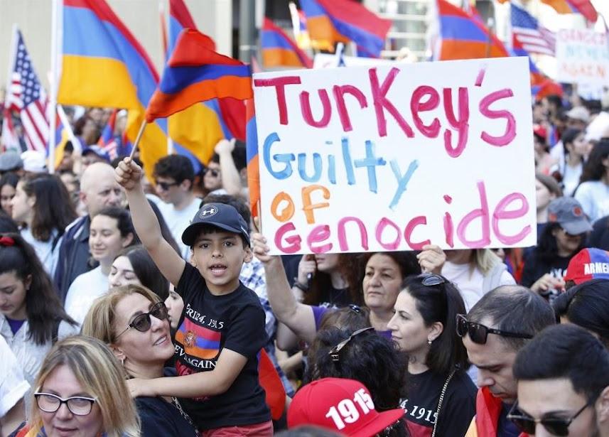 Το «τσουνάμι» από την αναγνώριση της Γενοκτονίας των Αρμενίων και οι σχέσεις ΗΠΑ - Τουρκίας