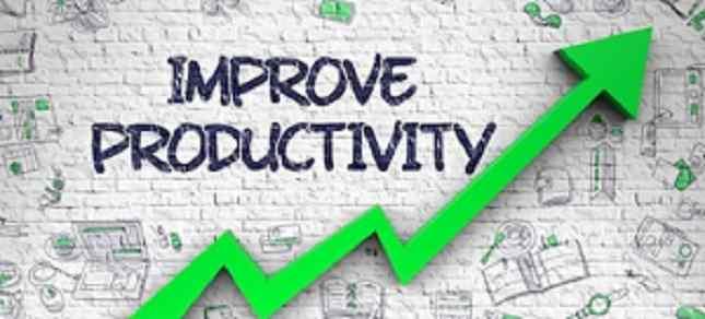 cara mengukur produktivitas karyawan produksi