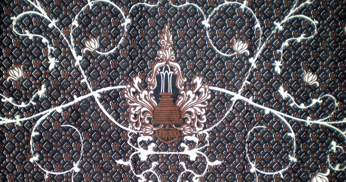 Batik Malang disebut juga Batik Malangan Jawa Timur