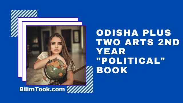 Odisha plus two 2nd year Political Science Book PDF, +2 Books
