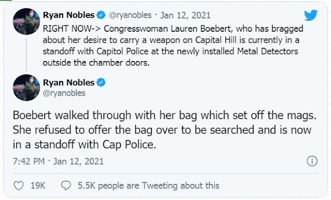 Gun Standoff in Congress