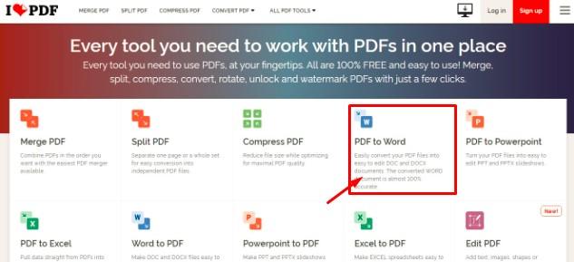 Cara Merubah PDF ke Word di HP Android