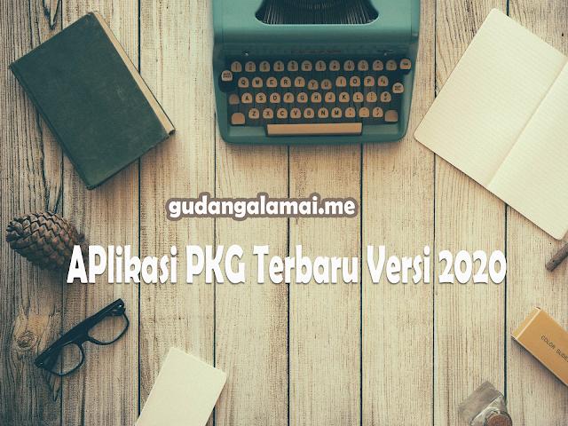APlikasi PKG Terbaru Versi 2020