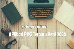 Aplikasi Penilaian Kinerja Guru (PKG) Terbaru Tahun 2020/2021