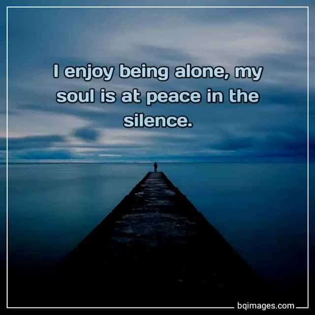 feeling alone quotes images download