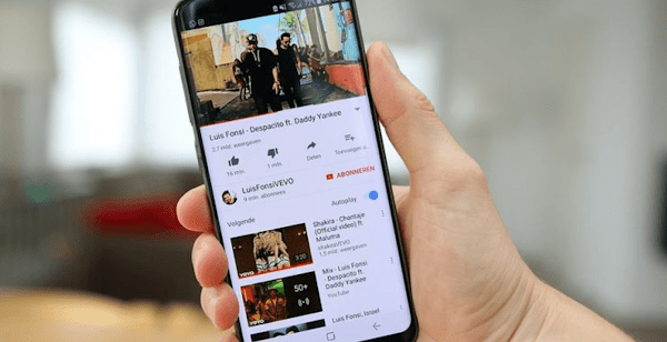 Download Video Youtube di Android-