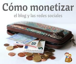 monetizar blog y redes sociales ganar dinero en internet