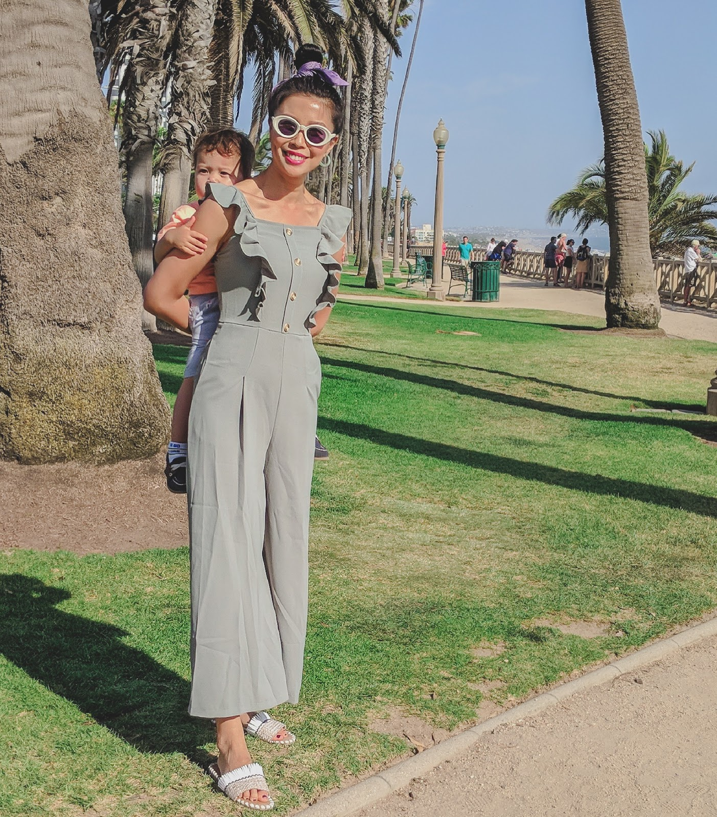 summer jumpsuits street style
