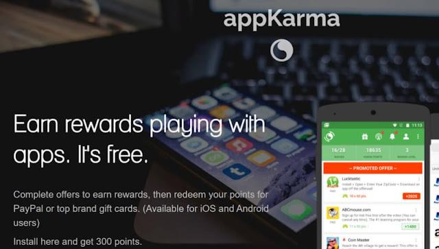 aplikasi yang menghasilkan duit