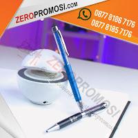 Souvenir pen kristal stylus,  Pen Crystal Swarosky Stylus, Crystal Stylus Pen, Souvenir pen 2in1, Ballpoint Pena Stylus Motif Crystal, Souvenir Pulpen Kristal dengan Stylus