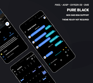 Latest Swift Black Substratum Theme v11.0 and older Versions