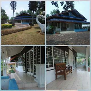 villa kolam renang