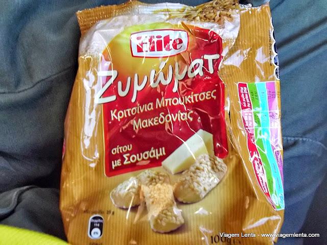 Um alimento grego que não vale a pena comprar