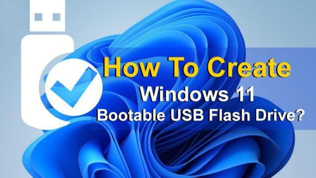 شرح, خطوات, إنشاء, محرك, أقراص, USB, قابلة, للتمهيد, بنظام, ويندوز, 11