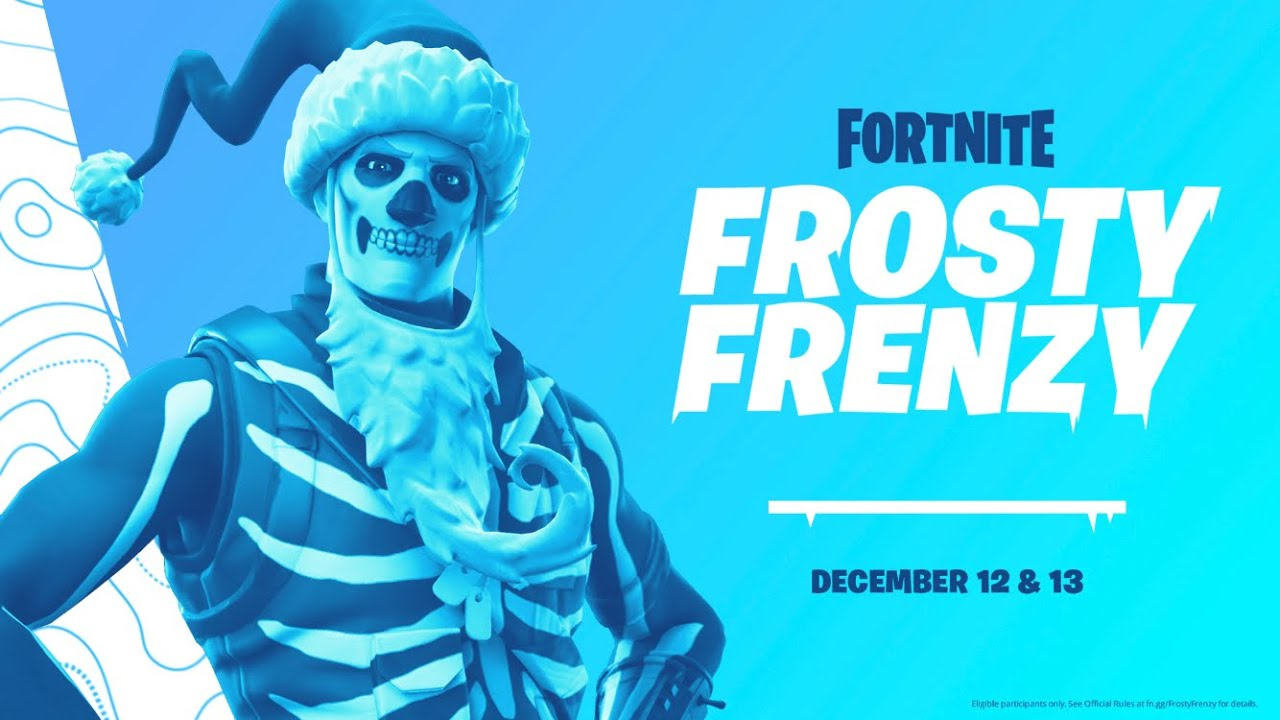 Fortnite: how to get the spray 'Skull Claus' for free