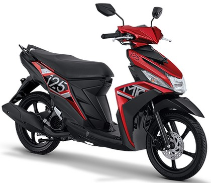 Harga Yamaha Mio M3 125