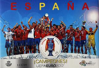 CAMPEONES UEFA EURO 2012