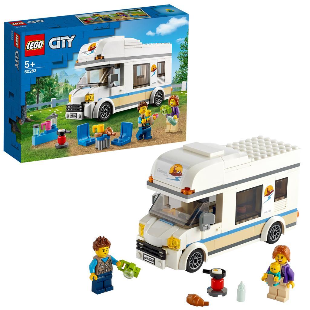 レゴ(LEGO) シティ ホリデー・キャンピングカー 60283