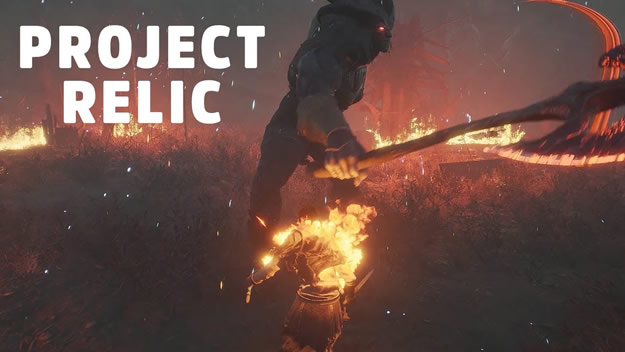 A new action multiplayer Project Relic has been announced for PC and consoles