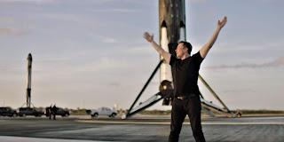 Profil dan biografi Elon Musk