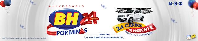 Promoção Supermercados BH 2020 -