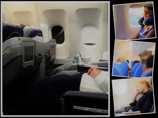 Cara Mudah Mengatasi Susah Tidur di Pesawat