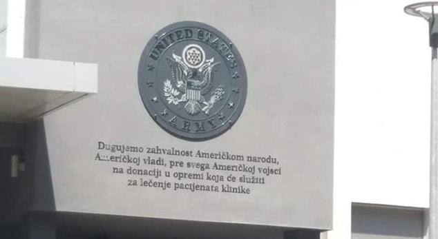 #Grb #Vojska#SAD #NATO #Agresija1999 #Zločin #Niš #Klinika