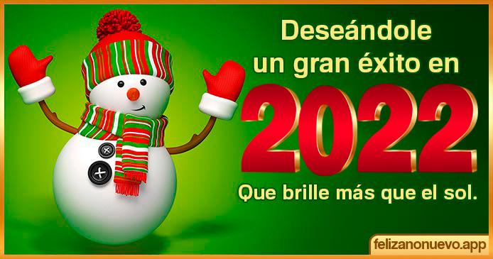 Frases de  Feliz Año Nuevo 2022