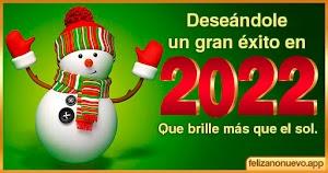 474 Frases de  Feliz Año Nuevo 2022 ❤️