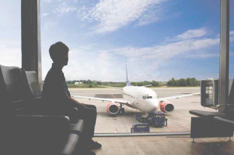 Bagaimana Rasanya Pertama Kali Naik Pesawat Terbang?