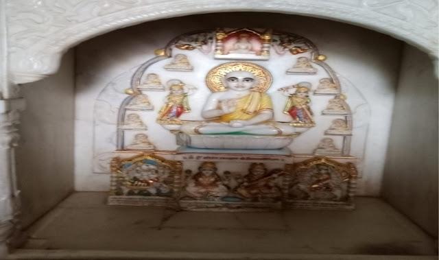 Gautam swami temple