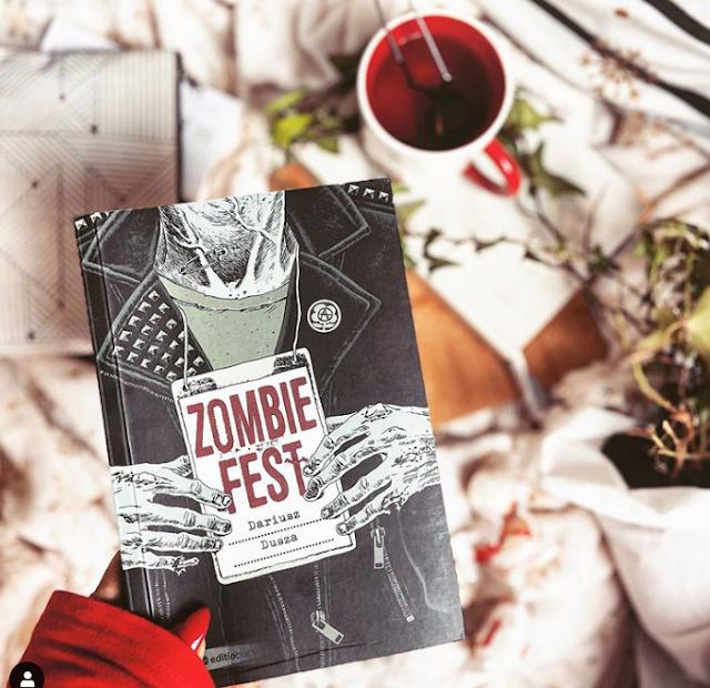 Zombie fest - Dariusz Dusza
