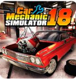 Car Mechanic Simulator 18 Mod Apk
