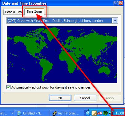 WMI(qtp) - List the Timezone offset from GMT | YOGI-TechnoPreacher