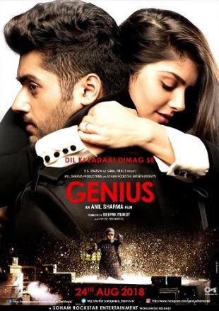 Genius 2018 Full Hindi Movie Download HDRip 1080p